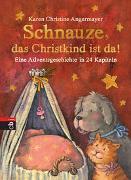 Cover-Bild zu Angermayer, Karen Christine: Schnauze, das Christkind ist da