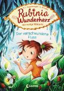 Cover-Bild zu Angermayer, Karen Christine: Rubinia Wunderherz, die mutige Waldelfe (Band 3) - Der verschwundene Fluss