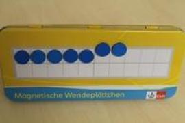 Cover-Bild zu Das Zahlenbuch. Metallbox mit Zwanzigerfeld und magnetischen Wendeplättchen. Baden-Württemberg ab 2017