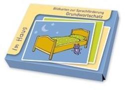 Cover-Bild zu Bildkarten zur Sprachförderung: Im Haus von Redaktionsteam Verlag an der Ruhr