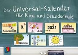 Cover-Bild zu Der Universal-Kalender für Kita und Grundschule, 2021 von Verlag an der Ruhr, Redaktionsteam