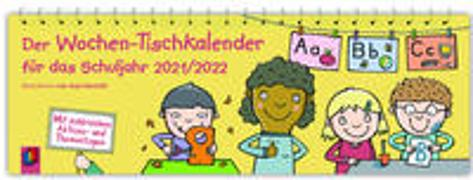 Cover-Bild zu Der Wochen-Tischkalender für das Schuljahr 2020/2021 von Verlag an der Ruhr, Redaktionsteam