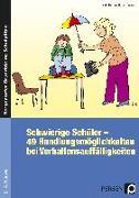 Cover-Bild zu Schwierige Schüler - Grundschule von Hartke, Bodo