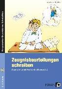 Cover-Bild zu Zeugnisbeurteilungen schreiben von Fischer, Anke