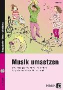 Cover-Bild zu Musik umsetzen von Keil, Marion