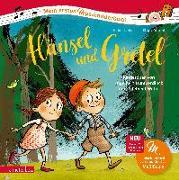 Cover-Bild zu Janisch, Heinz: Hänsel und Gretel (Mein erstes Musikbilderbuch mit CD)