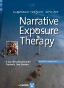 Cover-Bild zu Narrative Exposure Therapy von Schauer, Margarete
