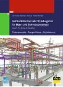 Cover-Bild zu Gebäudetechnik als Strukturgeber für Bau- und Betriebsprozesse von Treeck, van