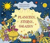 Cover-Bild zu Herrmann, Dieter B.: Planeten, Sterne, Galaxien