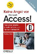 Cover-Bild zu Keine Angst vor Microsoft Access! (eBook) von Stern, Andreas