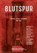 Cover-Bild zu Richer, Frank: Blutspur durch Thüringen