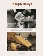 Cover-Bild zu Beuys, Joseph: Werkübersicht 1945-1985