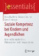 Cover-Bild zu Soziale Kompetenz bei Kindern und Jugendlichen (eBook) von Dehu, Roswitha