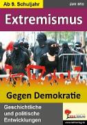 Cover-Bild zu Extremismus - Gegen Demokratie von Witt, Dirk