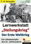 """Cover-Bild zu Lernwerkstatt """"Stellungskrieg"""" - Der Erste Weltkrieg (eBook) von Witt, Dirk"""