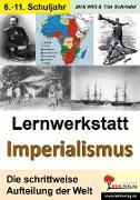 Cover-Bild zu Lernwerkstatt Imperialismus (eBook) von Witt, Dirk