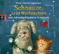 Cover-Bild zu Angermayer, Karen Christine: Schnauze, es ist Weihnachten