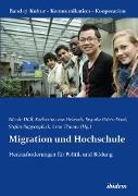 Cover-Bild zu Migration und Hochschule (eBook) von Hermann, Julia (Beitr.)
