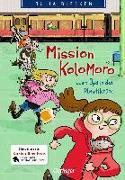 Cover-Bild zu Blesken, Julia: Mission Kolomoro oder: Opa in der Plastiktüte