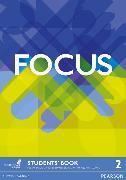 Cover-Bild zu Focus BrE Level 2 Student's Book von Jones, Vaughan