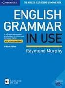 Cover-Bild zu English Grammar in Use Book with Answers and Interactive eBook von Murphy, Raymond