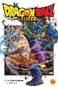 Cover-Bild zu Toriyama, Akira: Dragon Ball Super, Vol. 15