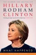 Cover-Bild zu Clinton, Hillary Rodham: What Happened (eBook)