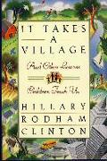 Cover-Bild zu Clinton, Hillary Rodham: It Takes a Village (eBook)