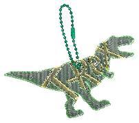 Cover-Bild zu Glimmis T-Rex Bunt