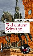 Cover-Bild zu Kuhnert, Cornelia: Tod unterm Schwanz (eBook)