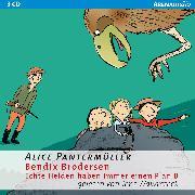 Cover-Bild zu eBook Bendix Brodersen - Echte Helden haben immer einen Plan B