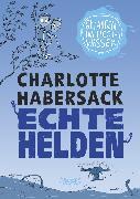 Cover-Bild zu eBook Echte Helden - Gefangen im Hochwasser