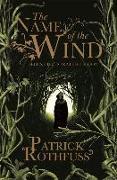 Cover-Bild zu Rothfuss, Patrick: The Name of the Wind