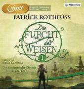 Cover-Bild zu Rothfuss, Patrick: Die Furcht des Weisen (1)