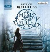 Cover-Bild zu Rothfuss, Patrick: Die Musik der Stille