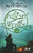Cover-Bild zu Rothfuss, Patrick: Die Furcht des Weisen / Teil 2 (Die Königsmörder-Chronik, Bd. 2.2)