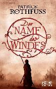 Cover-Bild zu Rothfuss, Patrick: Der Name des Windes (Die Königsmörder-Chronik, Bd. 1)