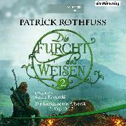Cover-Bild zu Rothfuss, Patrick: Die Furcht des Weisen (2) (Audio Download)