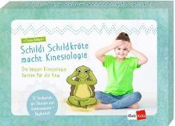 Cover-Bild zu Schildi Schildkröte macht Kinesiologie von Hohloch, Claudia