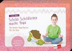 Cover-Bild zu Schildi Schildkröte macht Yoga von Hohloch, Claudia
