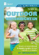 Cover-Bild zu Outdoor unterrichten von Hohloch, Claudia