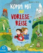 Cover-Bild zu Wich, Henriette: Komm mit auf Vorlesereise (eBook)