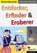 Cover-Bild zu Entdecker, Erfinder & Eroberer von Koeck, Bandi