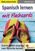 Cover-Bild zu Spanisch lernen mit Flashcards von Koeck, Bandi