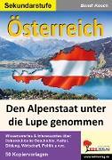 Cover-Bild zu Österreich (eBook) von Koeck, Bandi