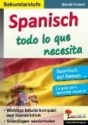 Cover-Bild zu Spanish ... todo lo que necesita (eBook) von Koeck, Bandi