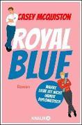 Cover-Bild zu McQuiston, Casey: Royal Blue (eBook)