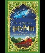 Cover-Bild zu Rowling, J.K.: Harry Potter and the Chamber of Secrets: MinaLima Edition