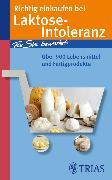 Cover-Bild zu Richtig einkaufen bei Laktose-Intoleranz (eBook) von Hofele, Karin