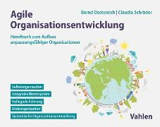 Cover-Bild zu Oestereich, Bernd: Agile Organisationsentwicklung (eBook)